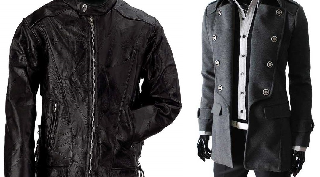 Winter jackets for men